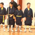 Enseñar a niños artes marciales no es para cualquiera