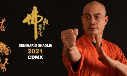 ShiFu Shi Yan Ming Mexico Seminar
