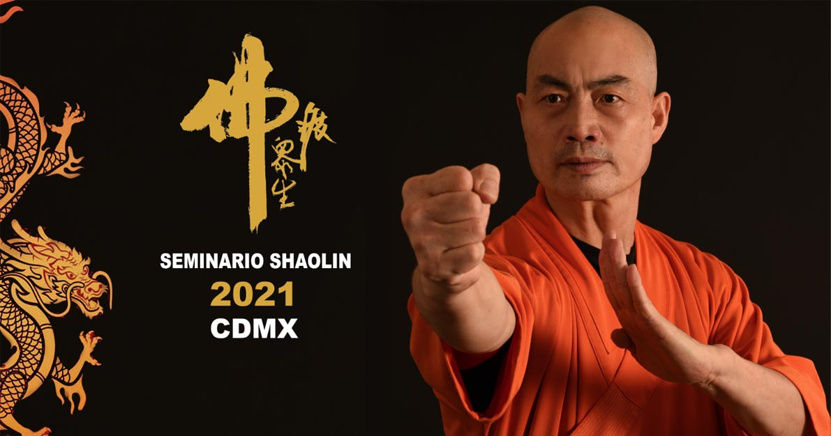 Seminario Shaolin Octubre 2021