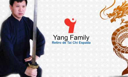 Retiro Tai Chi Familia Yang 2021, Julio 23 al 25