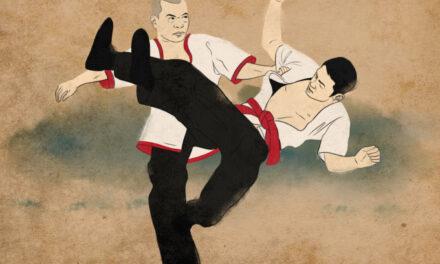 El ARTE MARCIAL CHINO: Shuai jiao