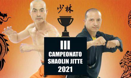 3er Campeonato Shaolin de Artes Marciales Tradicionales 2021